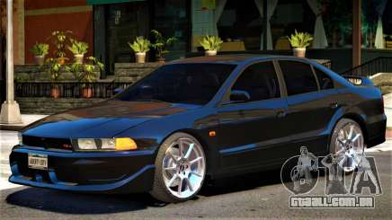 Mitsubishi Galant R1 para GTA 4