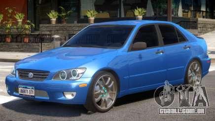 Lexus IS300 R1 para GTA 4