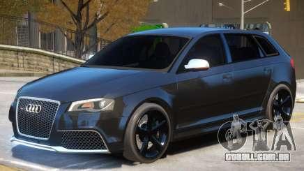 Audi RS3 V1 para GTA 4