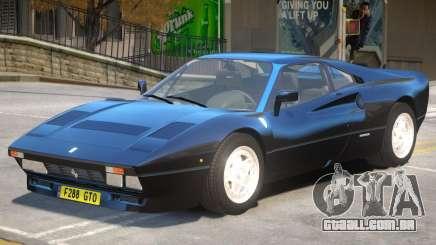 Ferrari 288 GTO V1 para GTA 4