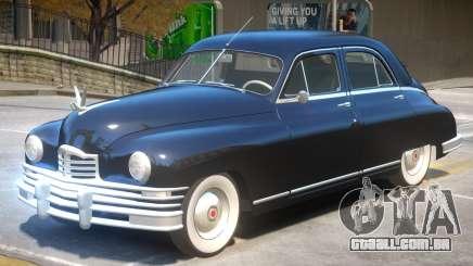 1948 Packard Eight V1 para GTA 4