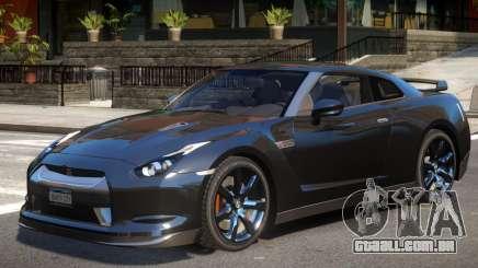 Nissan GTR R35 V1.2 para GTA 4