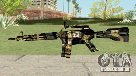 Assault Rifle (French Armed Forces) para GTA San Andreas