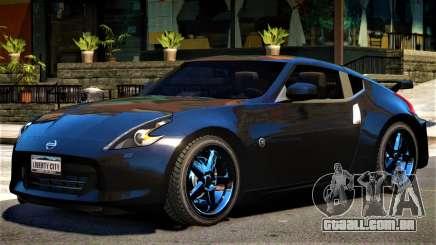 Nissan 370Z Improved para GTA 4