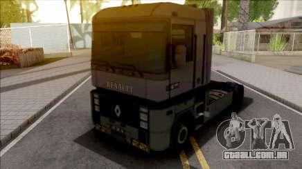 Renault Magnum AE 420 TI Original para GTA San Andreas