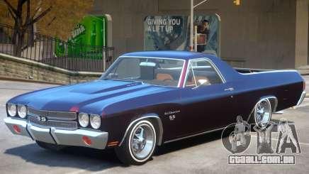 1970 El Camino SS para GTA 4