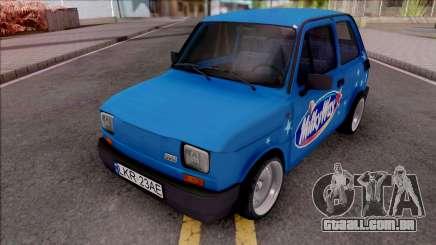 Fiat 126p Milkyway para GTA San Andreas