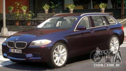 BMW M5 F11 V1 para GTA 4