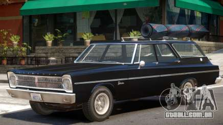 1965 Plymouth Belvedere R2 para GTA 4