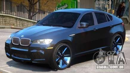 BMW X6M V1 para GTA 4