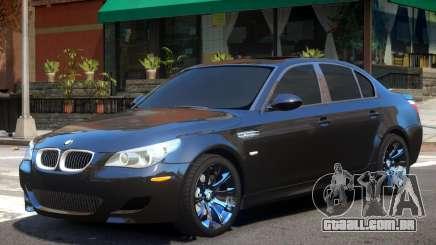 BMW M5 Stock V1.1 para GTA 4