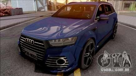 Audi SQ7 TDI para GTA San Andreas