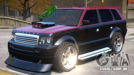 Enus Huntley Sport Custom para GTA 4