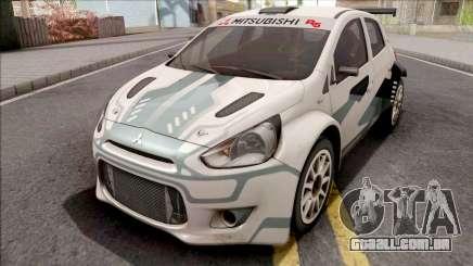 Mitsubishi Mirage R5 WRC para GTA San Andreas