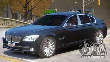 BMW 750Li Upd para GTA 4
