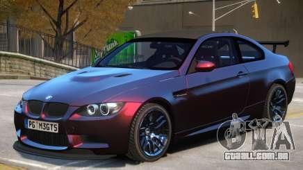 BMW M3 GT Sport para GTA 4
