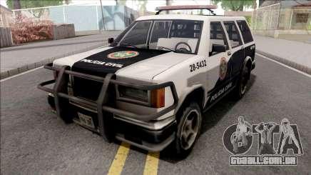 Landstalker PMERJ v3 para GTA San Andreas