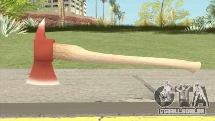 Fire Axe HQ para GTA San Andreas
