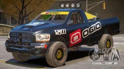 Dodge Power Wagon Baja V1 PJ6 para GTA 4