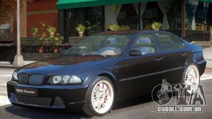 BMW 320i V1 para GTA 4