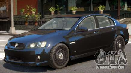 Holden Commodore V1 para GTA 4