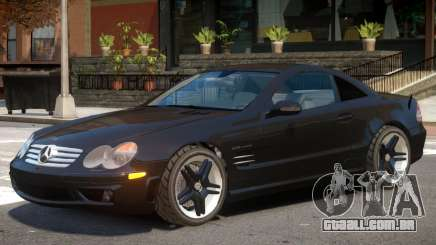 Mercedes Benz SL65 V1.0 para GTA 4
