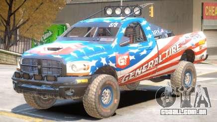 Dodge Power Wagon Baja V1 PJ1 para GTA 4