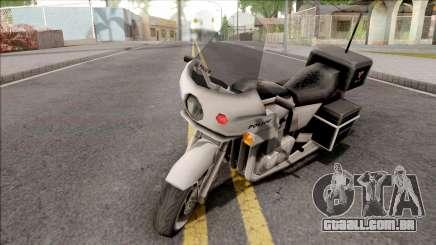 Western HPV 1000 1992 Hometown Police para GTA San Andreas