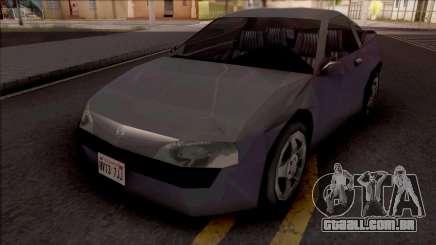 Chevrolet Tigra SA Style para GTA San Andreas