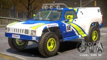 Hummer H3 V1 PJ2 para GTA 4