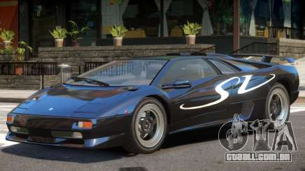 1997 Lambo Diablo V1 para GTA 4