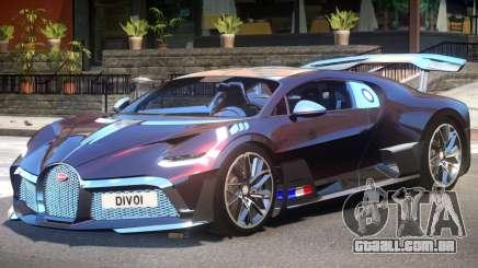 Bugatti Divo Sport V2 para GTA 4