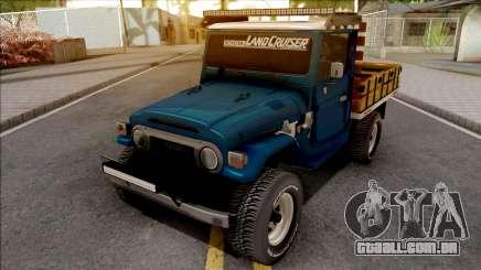 Toyota Land Cruiser 4WD para GTA San Andreas