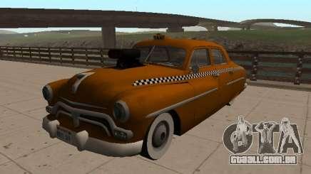 1950 Mercury Monterey Limousine TÁXI para GTA San Andreas