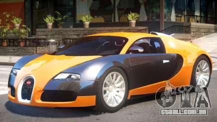 Bugatti Veyron Up para GTA 4
