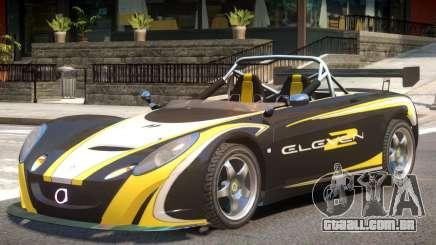 Lotus 2-Eleven V1 para GTA 4