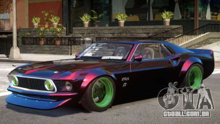 1969 Ford Mustang para GTA 4