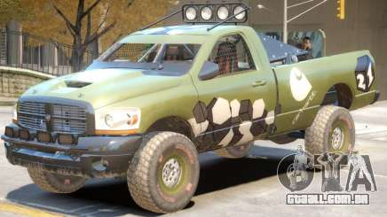 Dodge Power Wagon Baja V1 PJ3 para GTA 4