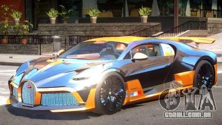 Bugatti Divo V1.1 para GTA 4
