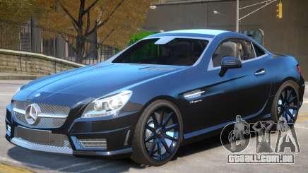 Mercedes Benz SLK55 V1 para GTA 4