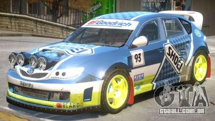 Subaru Impreza Drift V1 PJ2 para GTA 4