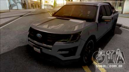 Ford Explorer Sport Trac 2016 para GTA San Andreas