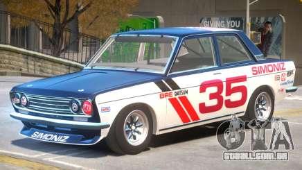 1971 Datsun Bluebird V1 PJ3 para GTA 4