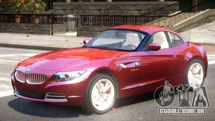 BMW Z4 E86 V1 para GTA 4