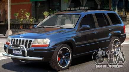 Jeep Grand Cheroke V1 para GTA 4