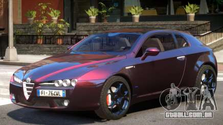 Alfa Romeo Brera V1 para GTA 4