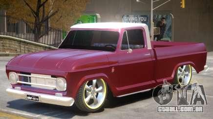 Chevrolet C10 V1 para GTA 4
