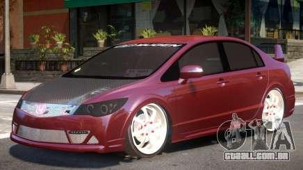 Honda Civic M7 para GTA 4
