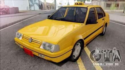 Volkswagen Santana 2000 Mi Taxi para GTA San Andreas