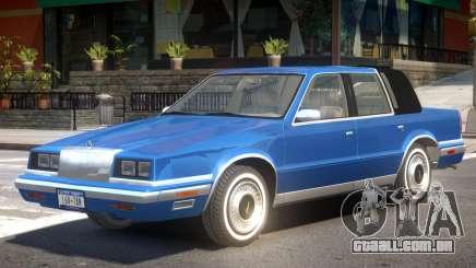 Chrysler New Yorker R1 para GTA 4